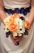 unique-different-wedding-dress-ideas-peach-orange-flowers-bouquet-bridal-navy-blue_0