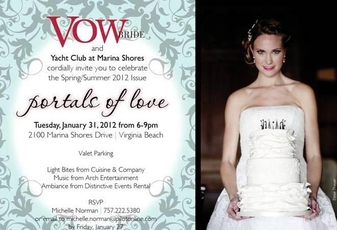 at Marina Shores Virginia Beach Waterfront Wedding Venue Destination
